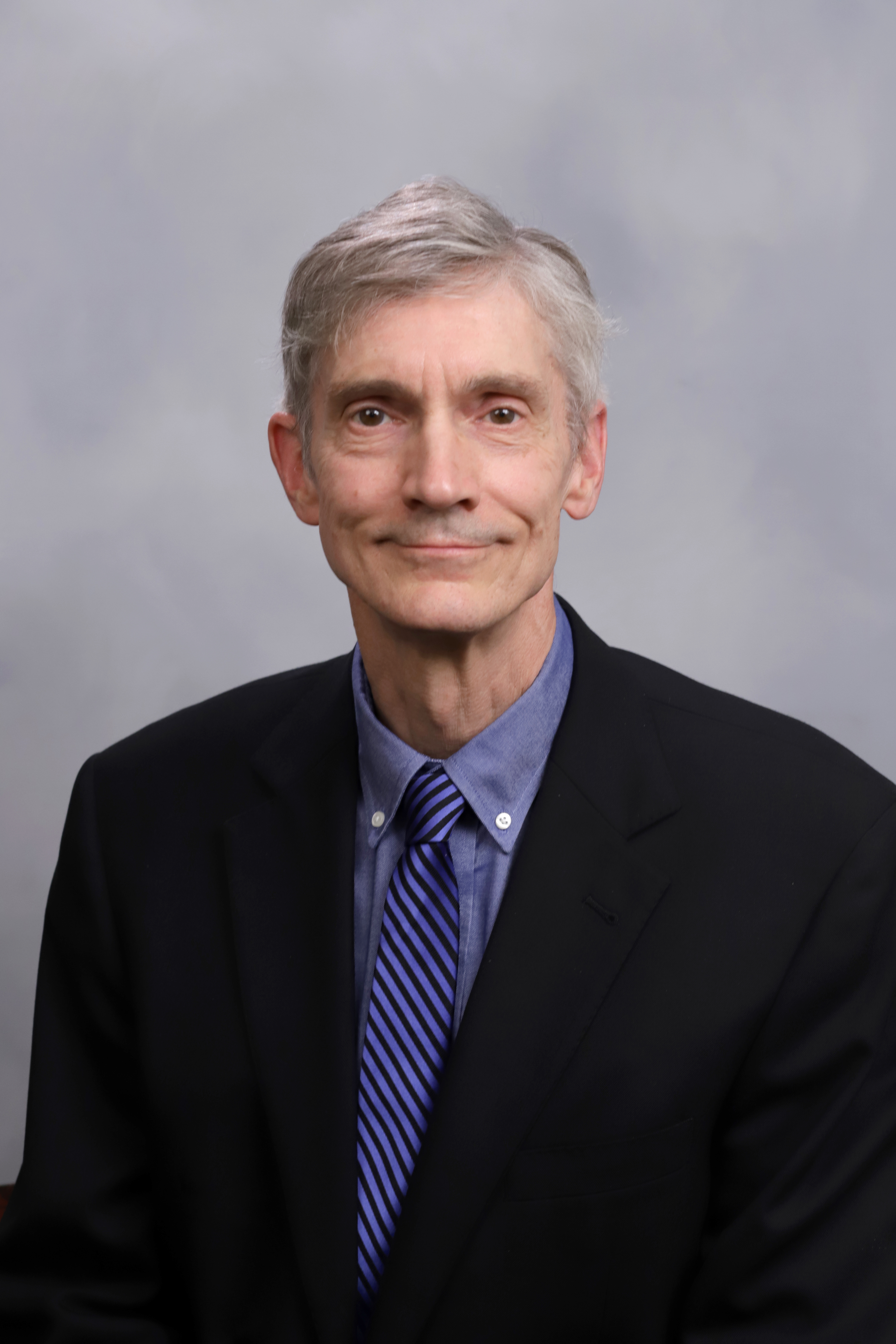 Photo of Professor Joel Hasbrouck