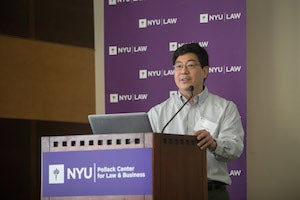 13th Annual NYU/Penn Conference on Law and Finance choi