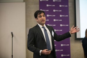 13th Annual NYU/Penn Conference on Law and Finance gupta