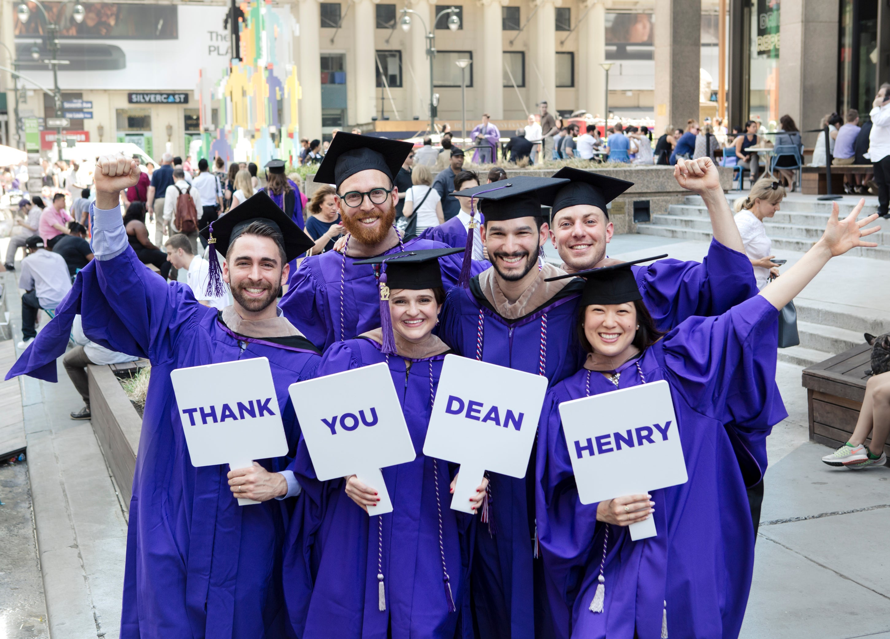 Thank you, Dean Henry