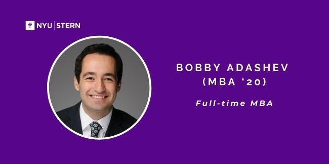 Bobby Adashev headshot