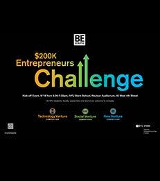 2015 Entrepreneurs Challenge kickoff