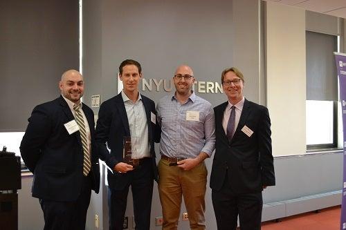 CREFR award 2017