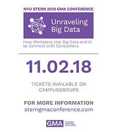 2018 Graduate Marketing Association Conference Poster