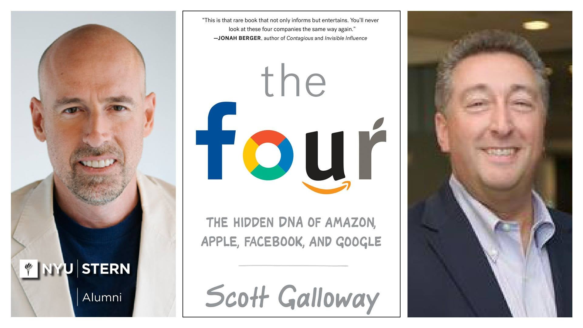 Event | Author Lecture Series | Scott Galloway & Barry Ritholtz event body image