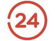 24 Horas logo