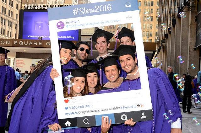 Graduation landing page photo 2016