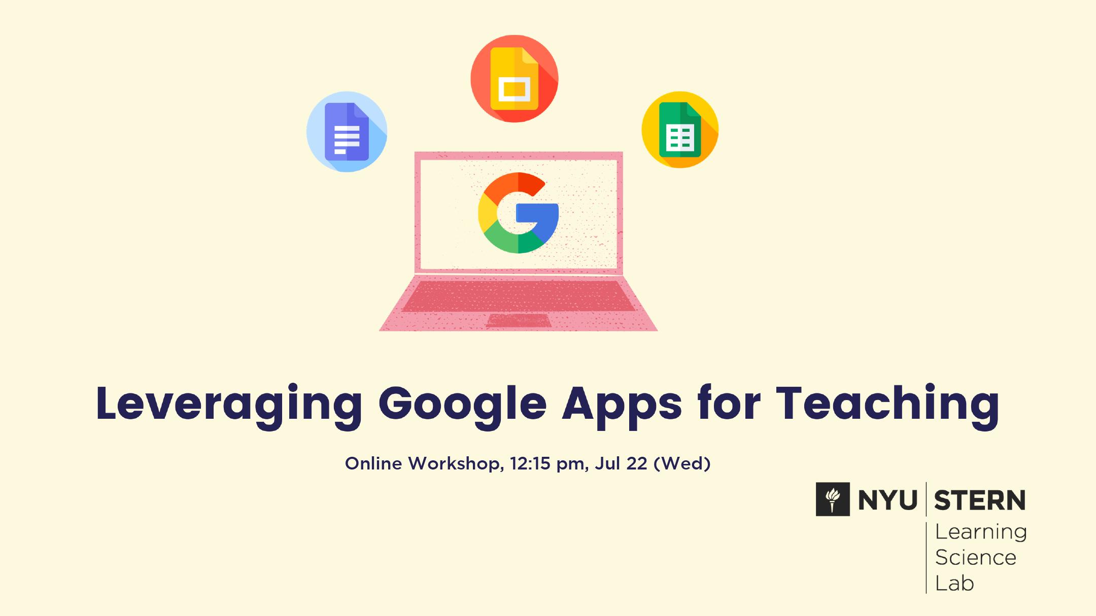 Leveraging Google Apps