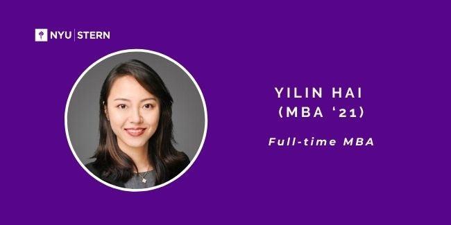 Yilin Hai headshot
