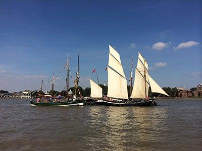Nick Berger | 3. Tall Ships Greenwich