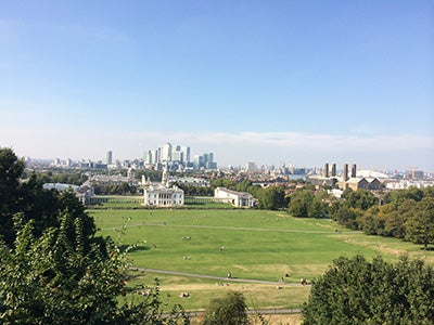 Nick Berger | 4. View from Royal Observatory
