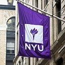 NYU Flag 130 x 130
