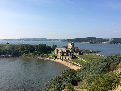 Nick Berger | 7. Inchcolm Abbey