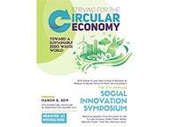 9th Annual NYU Social Innovation Symposium poster