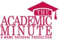The Academic Minute Logo 190 x 145