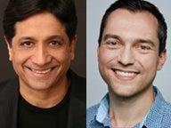 Arun Sundararajan and Nathan Blecharczyk