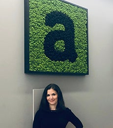 Alice Colarusso MBA '07 at Amazon