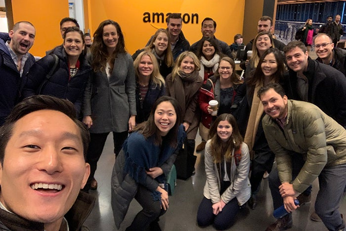 Amazon Visit 2019