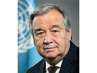 Antonio Guterres Feature