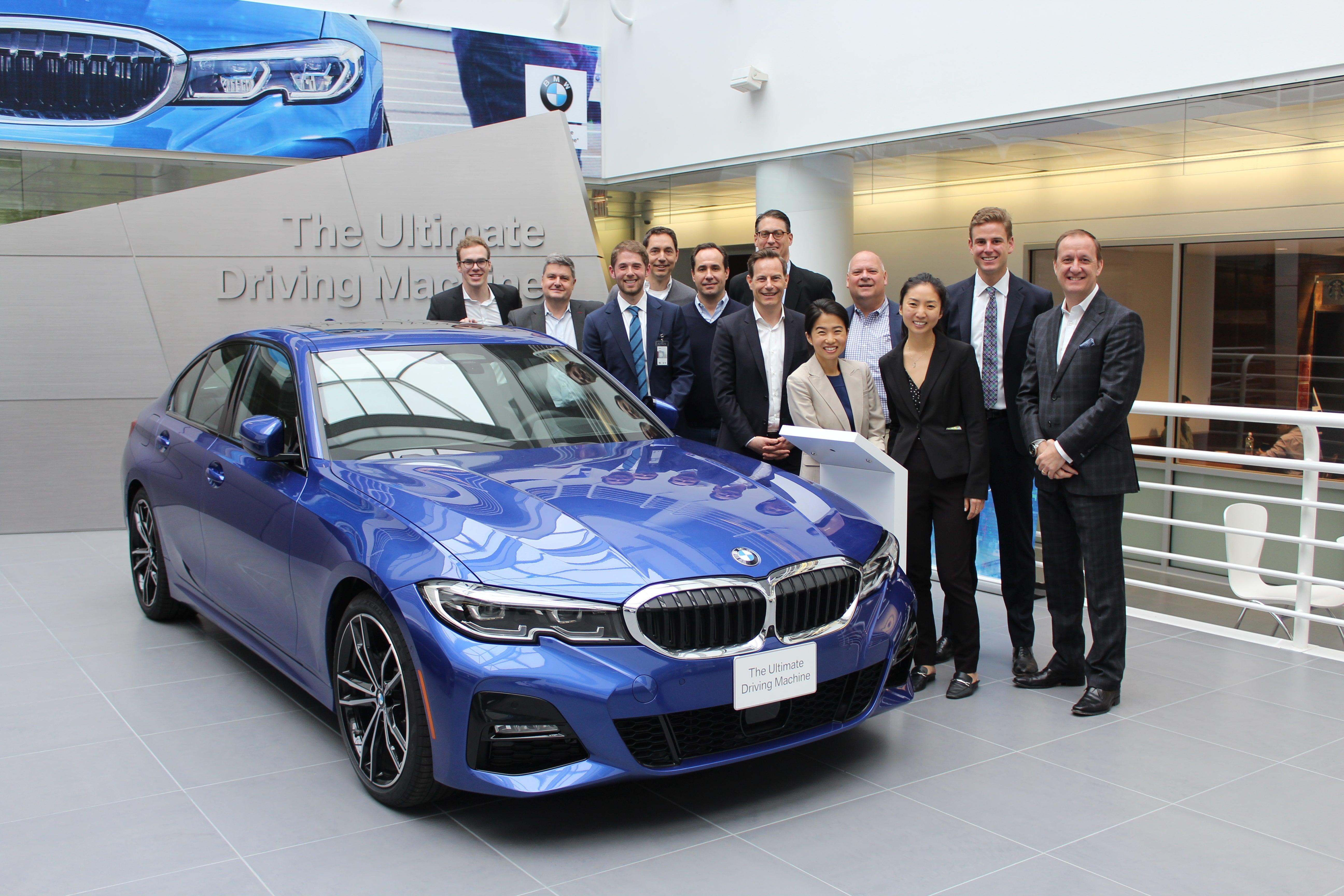 BMW SSP