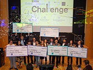 Winners of the 2019 $300K Entrepreneurs Challenge