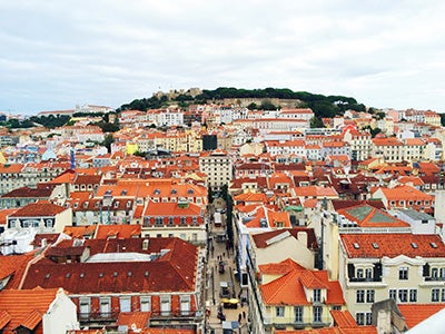 Matthew Wilson_Blog 3_Lisbon View
