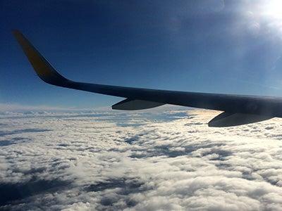 Matthew Wilson_Blog 3_Plane