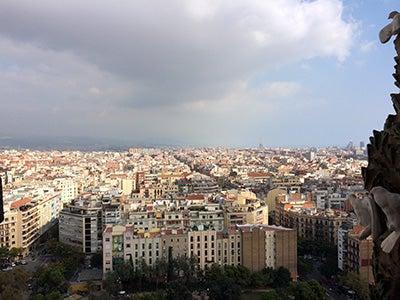 Matthew Wilson_Blog 3_Sagrada Familia