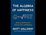 Cover of The Algebra of Happiness