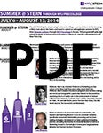 Summer @ Stern PDF with updated graphic