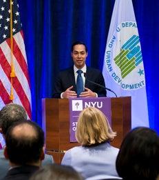 Secretary Julian Castro event_body