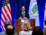 Secretary Julian Castro event_feature