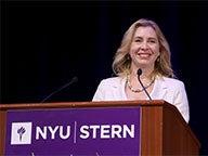 Executive MBA alumna Rebecca Patterson