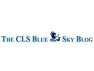 Columbia Law School Blue Sky blog logo