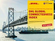 "Cover of ""DHL Global Connectedness Index"""