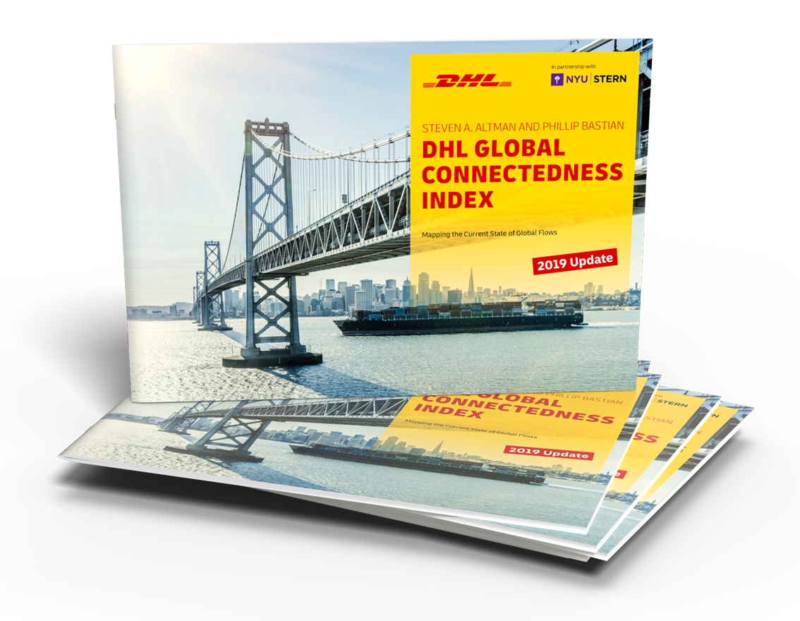 DHL Global Connectedness Index 2019 Update