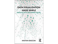 "Book Cover of ""Data Visualization Made Simple"""