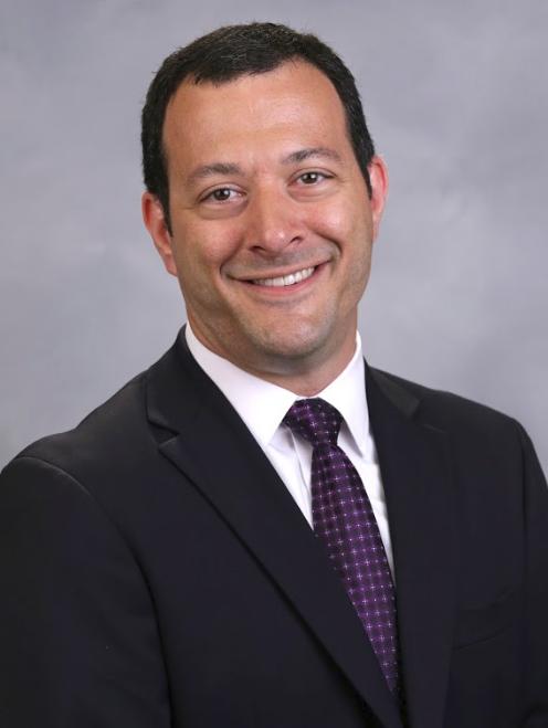 A headshot of Vince DiMascio