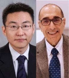 Profs Dou and Ronen Headshots
