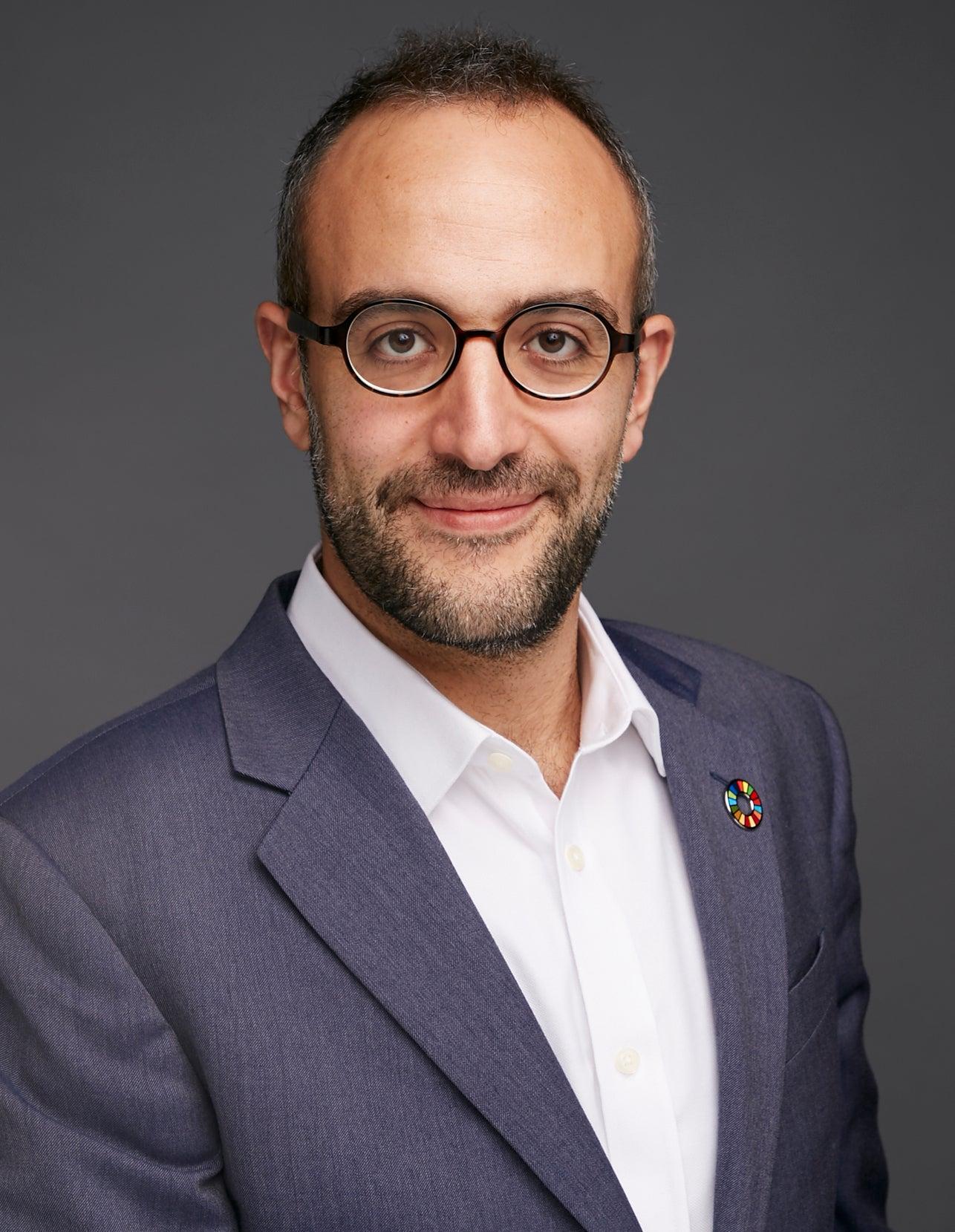 Headshot of Elie Chachoua