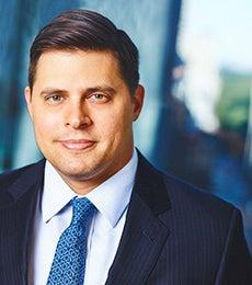 Eric Berger, MBA '08