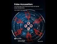 False Accusation Cover
