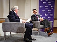 Fareed Zakaria Event Feature