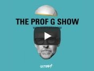 "Podcast cover image for ""The Prof G Show"""