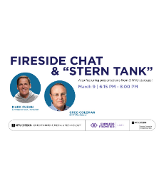 fireside chat with mark cuban
