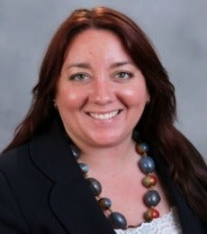 Headshot of Claire Fox