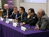 The Future of the European Monetary Union panel