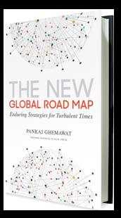 The New Global Roadmap - Pankaj Ghemawat - book cover