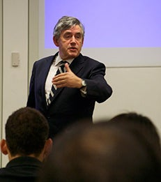 Gordon Brown 9.22.14