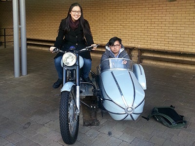 Melissa Yee_Blog 3_Hagrid's Bike